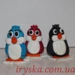 Кондитерські декорації : Пінгвіни