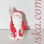 Кондитерські декорації : Дід Мороз , 1 шт