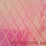 Текстурний пластиковий килимок Алмазна грань маленька